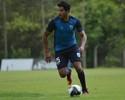 Regularizado, Brandão aprimora a parte física para estrear no Londrina