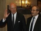 Mediador da ONU para Síria quer conversações de paz em 25 de janeiro