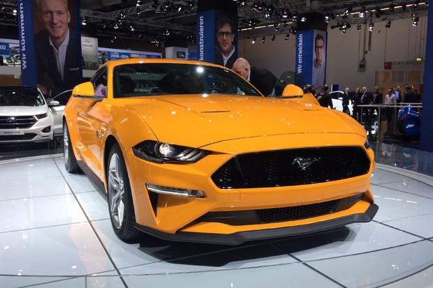 Ford Mustang (Foto: Tereza Consiglio)