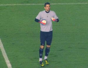 Victor, goleiro do Atlético-MG (Foto: Fernando Martins / Globoesporte.com)