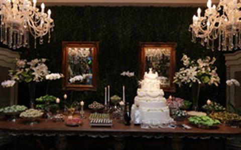 Decoração de casamento: estilo rústico chique é tendência