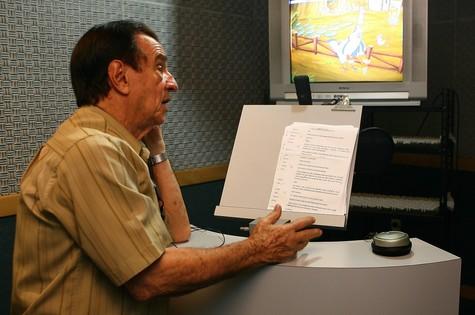 Orlando Drummond (Foto: O Globo)