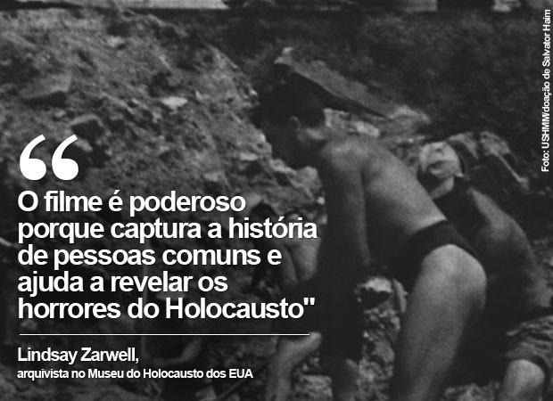 G1 Filme Raro Achado No Brasil Mostra Vida De Judeus Em Campo Da