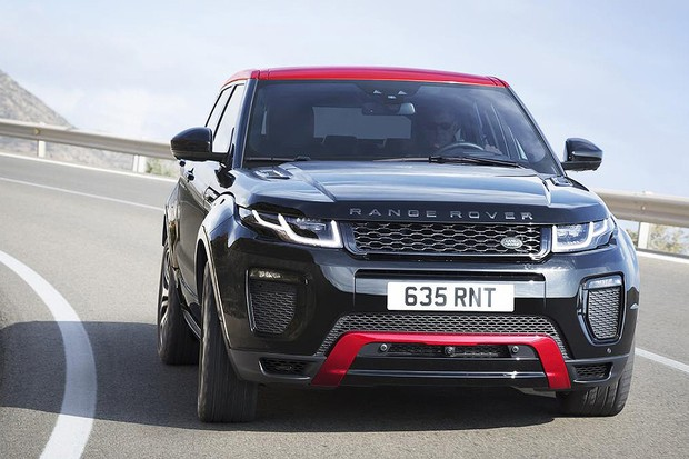 Land Rover Range Rover Evoque Ember Limited Edition (Foto: Land Rover)