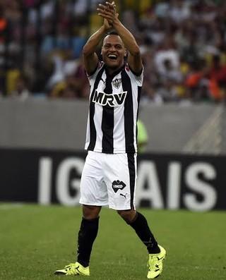 Atlético-MG; Patric (Foto: André Durão/GloboEsporte.com)