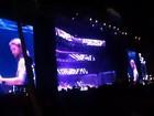 Maroon 5 anima público cearense em turnê V Tour em Fortaleza