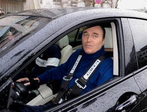 Philippe Streiff ex-piloto schumacher (Foto: AFP)