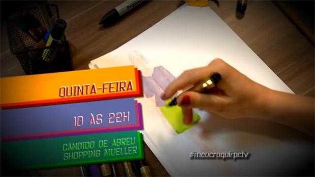 Participe do #MeuCroquiRPCTV nesta quinta-feira (11) (Foto: Reprodução)