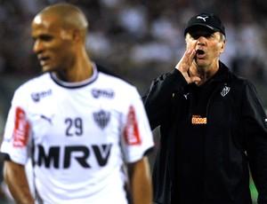 Levir Culpi, Colo Colo X Atlético-mg (Foto: Agência AFP )
