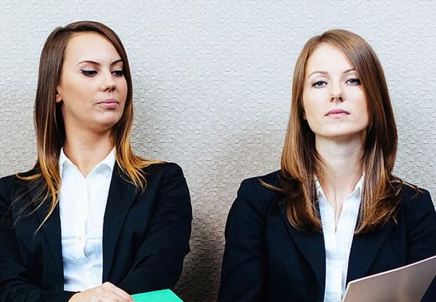 Carreira ; inveja no trabalho ; falta de confiança no trabalho ;  (Foto: Shutterstock)
