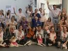 'Cães terapeutas' emocionam idosos em casa de repouso em Valinhos, SP