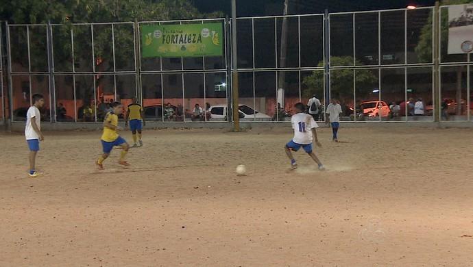 No AP, Copa Marcílio Dias chega a mais de 90 partidas sem expulsões (Foto: Reprodução/Rede Amazônica no Amapá)