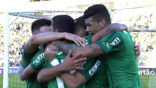 Análise: Palmeiras compensa pontos negativos com entrega e talento