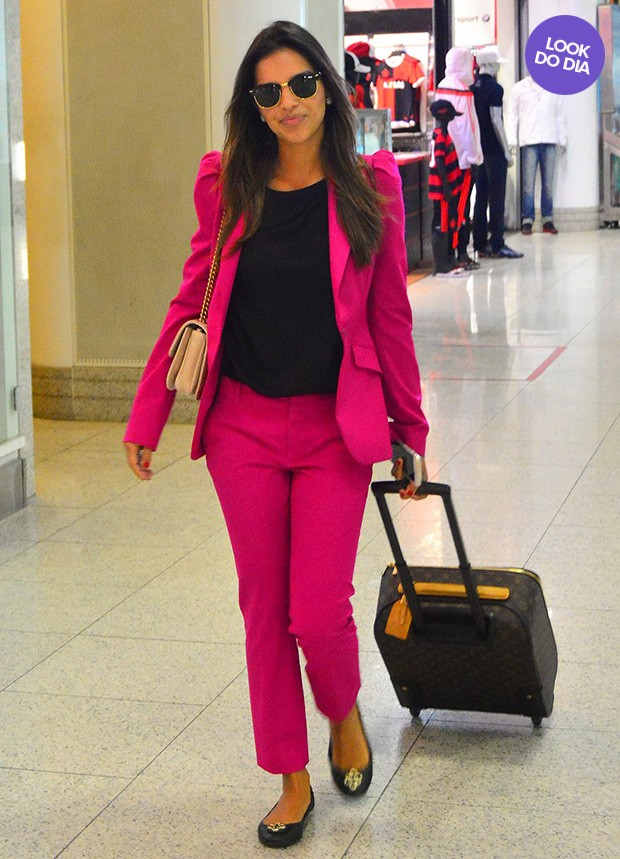 Look do dia - Mariana Rios (Foto: William Oda / AgNews)