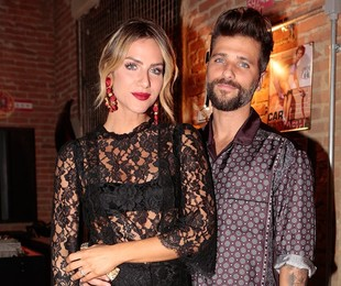 Giovanna Ewbank e Bruno Gagliasso | Felipe Monteiro/Gshow
