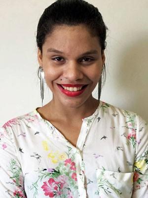 Maria Clara hoje é colunista sobre temas de educação em uma revista para adolescentes (Foto: Arquivo pessoal/Maria Clara Araújo)