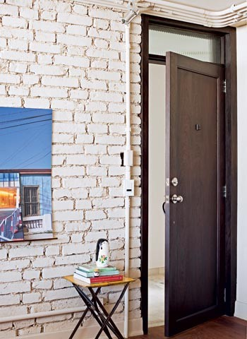 Porta de sala de aula (Foto: Edu Castello)