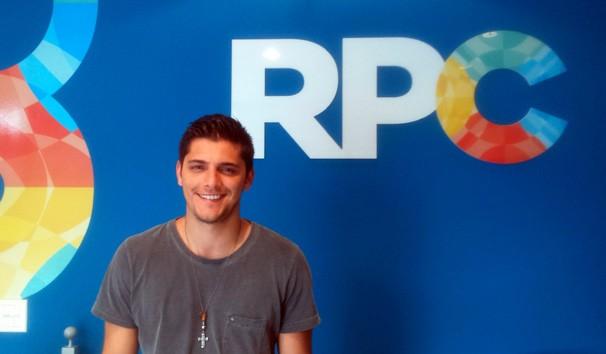 Bruno Gissoni RPC (Foto: Divulgação/ RPC)
