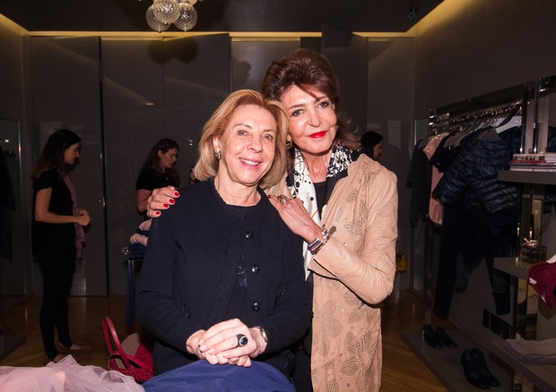 Bete Arbaitman e Reneé Behar  (Foto: Arthur Vahia)