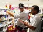 Fiscalização recolhe 3.178 produtos sem selo do Inmetro em Maceió