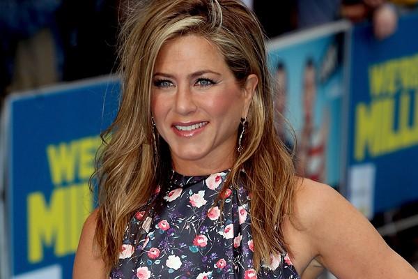 Jennifer Aniston, diz a lenda, é a celebridade que já recebeu a maior oferta da história da Playboy - e recusou. O número não é revelado, mas está na casa dos milhões de dólares. (Foto: Getty Images)