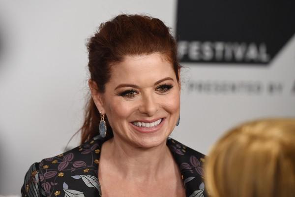 A atriz Debra Messing (Foto: Getty Images)