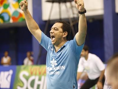 Alexandre Stanzioni Treinador Vôlei Campinas (Foto: Divulgação / Brasil Kirin Vôlei)