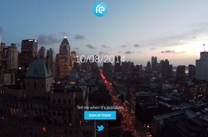 Data de lançamento da nova câmera da HTC (Foto: Divulgação)
