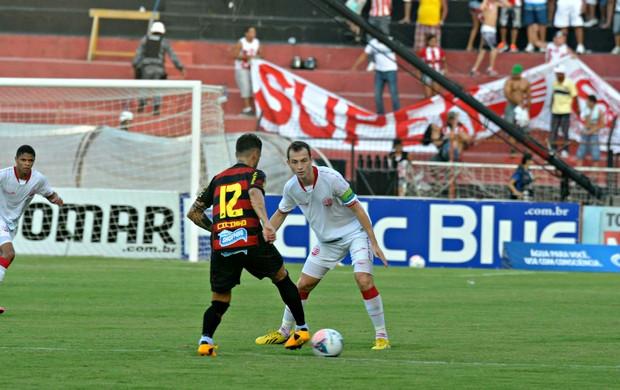 Sport x Náutico (Foto: Aldo Carneiro/Pernambuco Press)