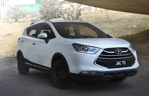 JAC T5 (Foto: JAC Motors)