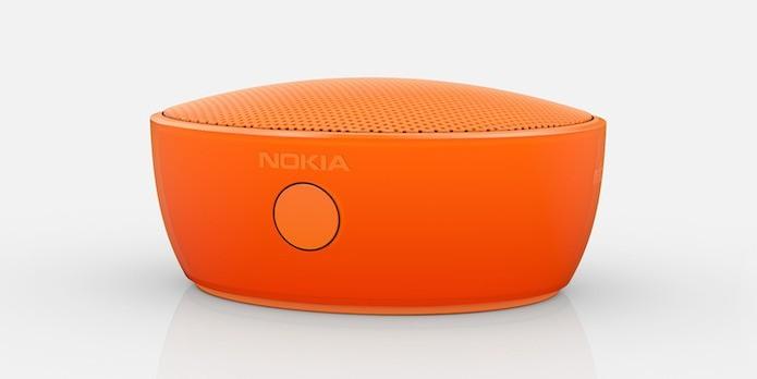 Nokia lança pequena caixa Bluetooth MD-12 (Foto: Divulgação/Nokia)