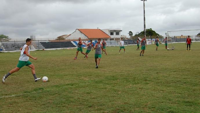 Sport Campina (Foto: Iago Bruno / GloboEsporte.com)