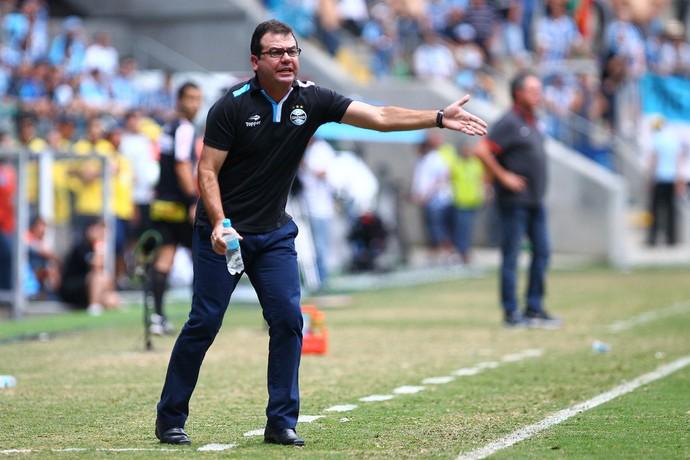 gre nal 400 inter gremio gauchao enderson (Foto: Lucas Uebell/Grêmio)