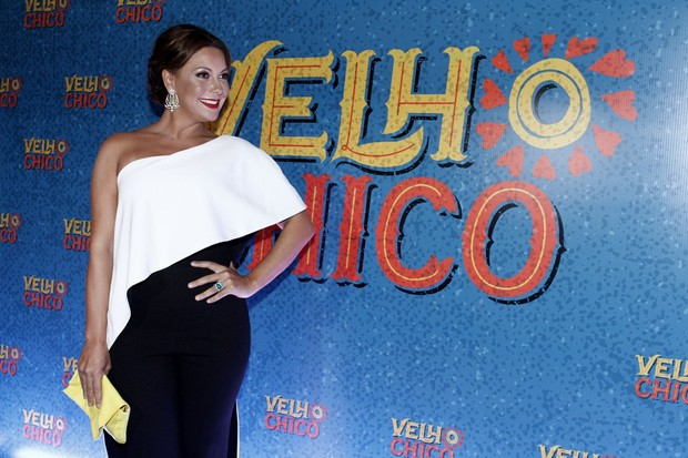 Fabíula Nascimento  (Foto: Alex Palarea / AgNews)