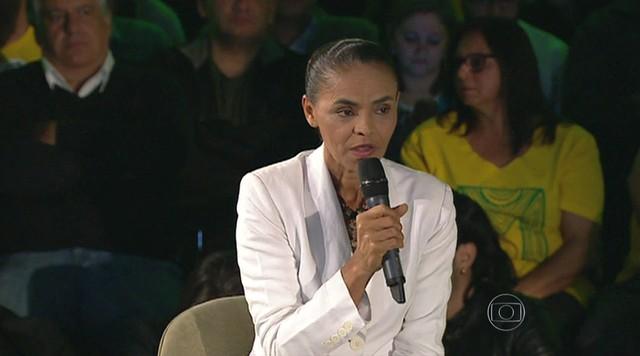 Apoio de Marina Silva para o segundo turno é cobiçado por Dilma e Aécio