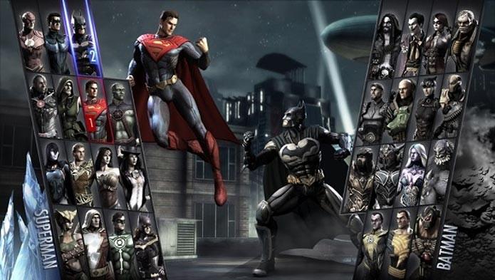 Injustice: Gods Among Us (Foto: Divulgação)