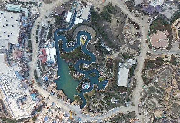 Disney Xangai (Foto: ChinaFotoPress/Getty Images)