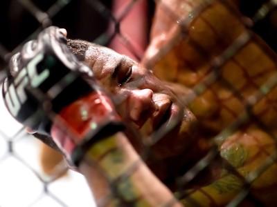 UFC Rio 6 - Gilbert Durinho x Alex Cowboy (Foto: Ide Gomes / Agência Estado)