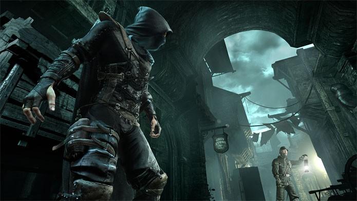 Thief mais barato na Xbox Live (Foto: Divulgação)
