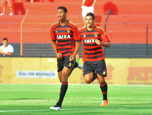 Joelinton sport x serra talhada (Foto: Antônio Carneiro / Pernambuco Press)
