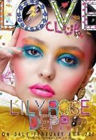 Lily-Rose Depp, filha de Johnny Depp, faz sua primeira capa de revista