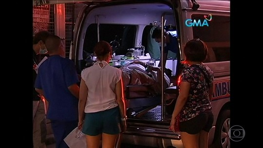 Ataque a hotel-cassino deixa 36 mortos nas Filipinas