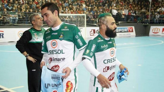 Futsal - Neto Caraúbas (Foto: Divulgação)