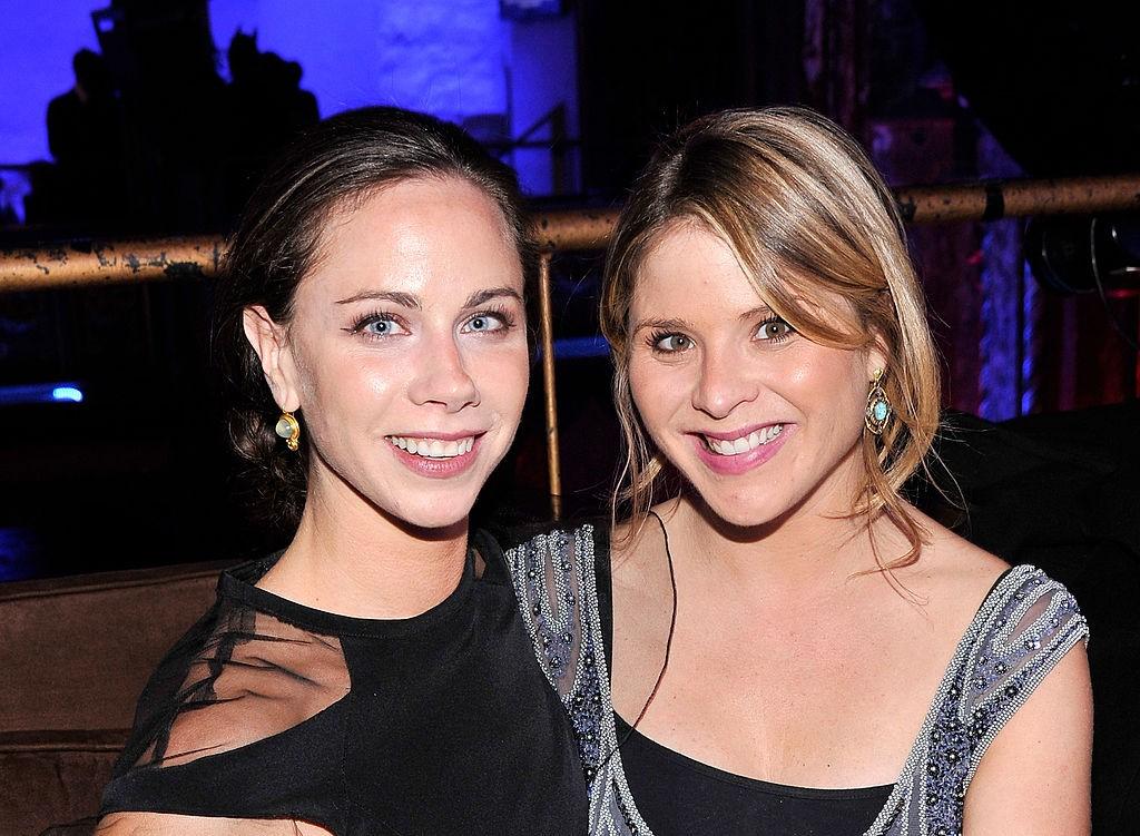 Barbara e Jenna (Foto: Getty Images)