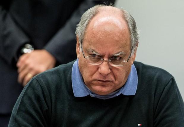 O ex-diretor da Petrobras Renato Duque , condenado na Operação Lava Jato (Foto: Marcelo Camargo/Agência Brasil)