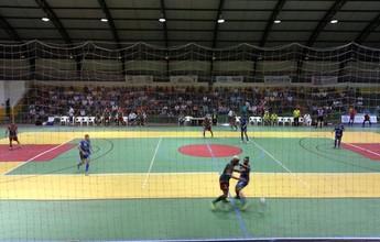 Na caça pelo líder, Dracena e Bauru duelam pela Copa Paulista de Futsal