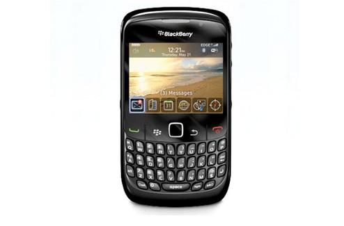 BlackBerry 8520 | Celulares e Tablets | TechTudo