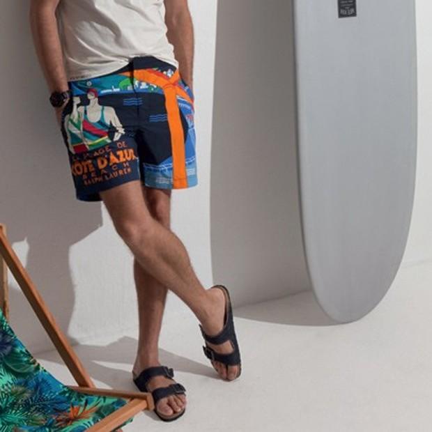 Bermuda Ralph Lauren, R$ 1.770 (Foto: Franco Amendola)
