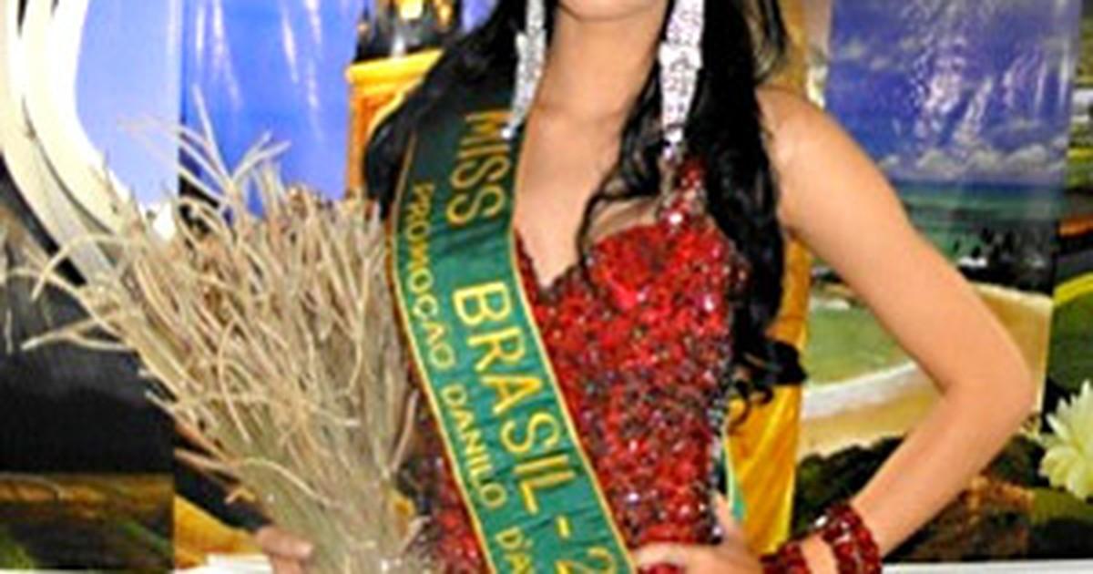 Amazonense é eleita Miss Brasil Globo 2013, em evento em Brasília