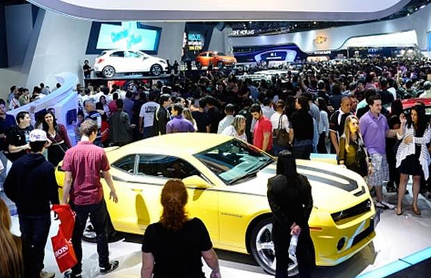 Salão do Automóvel de 2012 (Foto: Divulgação)